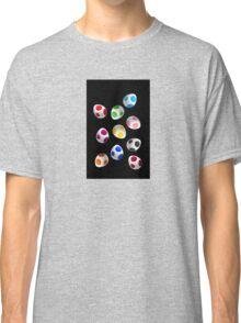 Yoshi eggs Classic T-Shirt