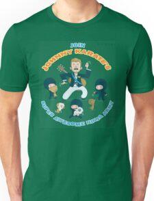 Super Awesome Ninja Army Unisex T-Shirt