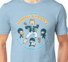 Super Awesome Ninja Army Unisex T-Shirt