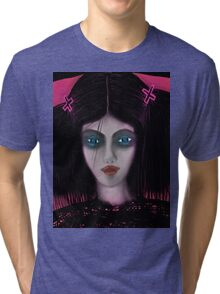 the doll Tri-blend T-Shirt