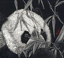 Panda Claybord by akaikatsugan
