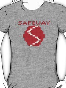 8-bit Safeway T-Shirt