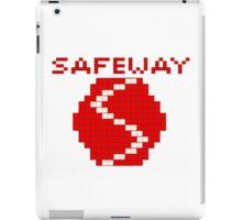8-bit Safeway iPad Case/Skin
