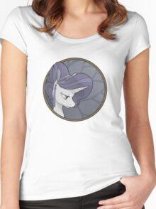 Rarity - Generosity Women's Fitted Scoop T-Shirt