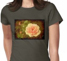 How Can You Mend a Broken Heart? Womens Fitted T-Shirt