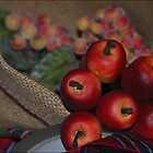 Little apples by Heather Thorsen