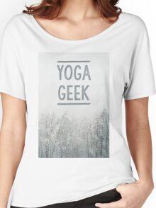 Yoga Geek Women's Relaxed Fit T-Shirt