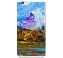 Mt Cook iPhone Case/Skin