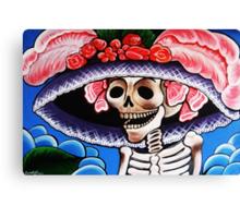 Posada's Big Hat Canvas Print