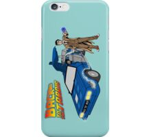 Back to the Tardis David Tennant iPhone Case/Skin