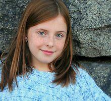 Blue Eyed Girl by Heather Rampino