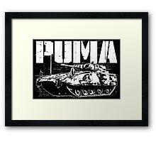 Puma (IFV) Framed Print