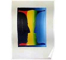 Cups for Jasper Johns 2 Poster