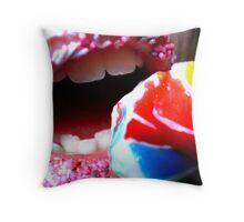 Lolly Pop Throw Pillow