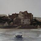 Seahouses by Ross Macintyre