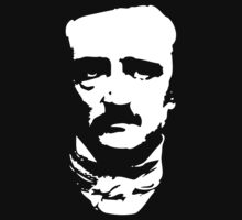 Edgar Allan Poe by Karl Whitney