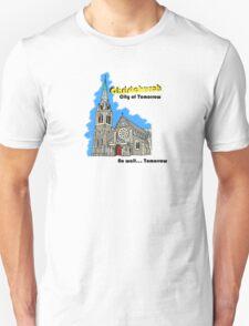 Christchurch - City of the future T-Shirt