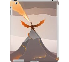 Smaug The Golden  iPad Case/Skin