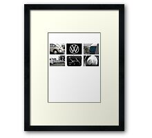 Dub Collection  Framed Print
