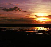 Ubirr Sunset by Courtney McIntyre