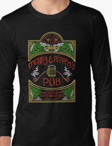 Merry & Pippin's Pub Long Sleeve T-Shirt