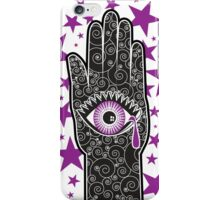 Mystic Hand two colours iPhone Case/Skin