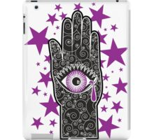 Mystic Hand two colours iPad Case/Skin