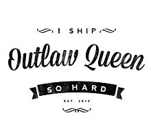 Outlaw Queen Photographic Print