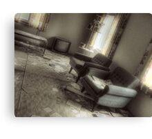 17.11.2009: Ghostlike Silence Canvas Print