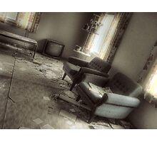 17.11.2009: Ghostlike Silence Photographic Print