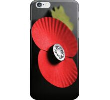 Poppy iPhone case iPhone Case/Skin