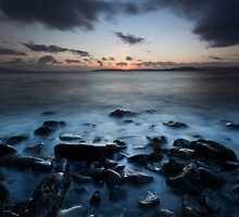 elgol beach by codaimages