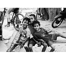 Timorese Smiles  Photographic Print