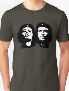 Che Guevara and Tania Tamara Bunke the woman Che Loved 1 Unisex T-Shirt