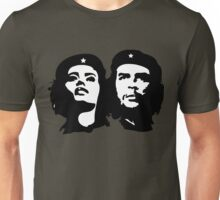 Che Guevara and Tania Tamara Bunke the woman Che Loved 1 Unisex T-Shirt