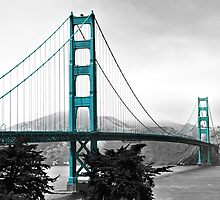 Golden Gate Bridge by dkaranouh