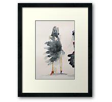 Ink & Lead Framed Print
