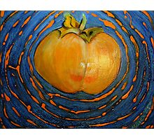 State Of Persimmon Photographic Print