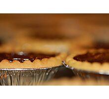 Tartelettes au chocolate Photographic Print
