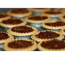 Encore des tartelettes au chocolat! Photographic Print