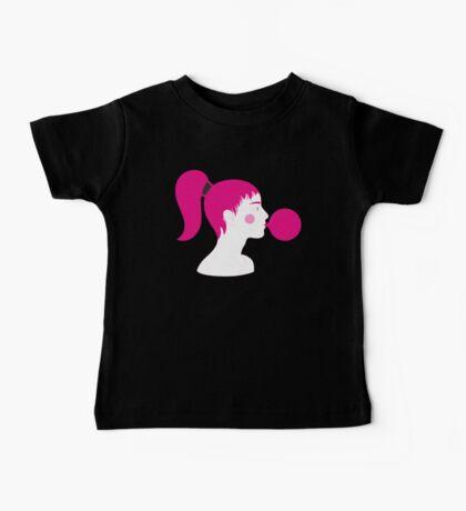 Bubblegum Pop Up Baby Tee