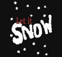 Let It Snow by Ruth Palmer