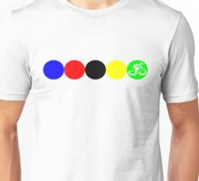Dots of the World Unisex T-Shirt