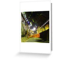 Kangaroo point stairs Greeting Card