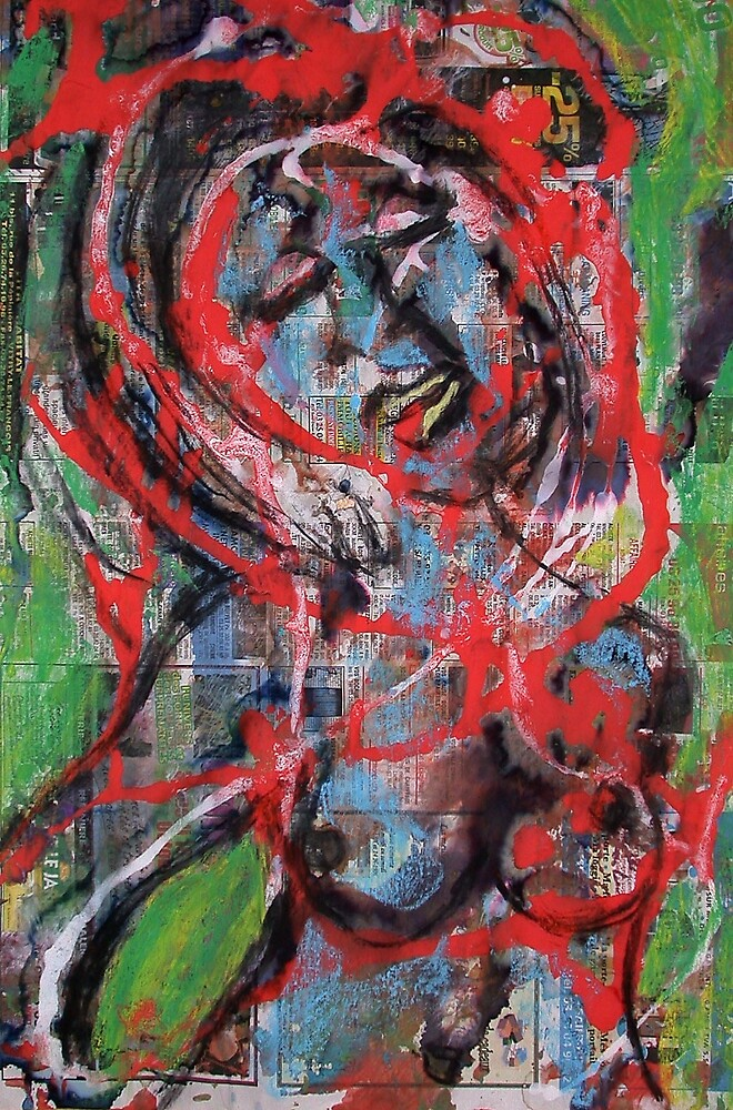 Nude by bernard lacoque