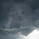 Tranquility - Peace - Love by Carol-Anne Kozik