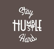 Stay Hmbl - White Unisex T-Shirt