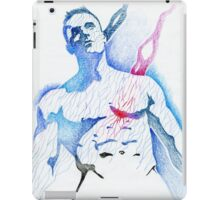 Color mr muscle iPad Case/Skin
