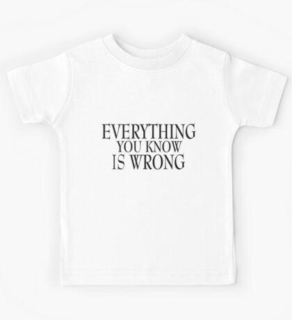 Everything Kids Tee