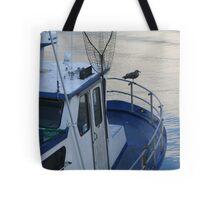 newport blue Tote Bag